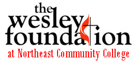 NEMCC Wesley Foundation logo